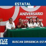 BUSCAN DIRIGENCIA ESTATAL DEL PRI