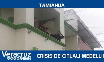 Crisis de Citlali Medellin: Su peor nivel a 1 año de gobierno