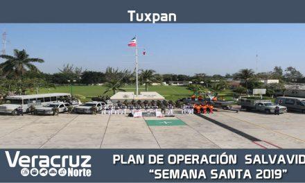 """PLAN DE OPERACIÓN SALVAVIDAS """"SEMANA SANTA 2019"""""""