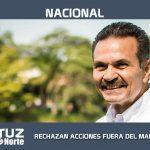 DIRECTOR GENERAL DE PEMEX RECHAZA ACCIONES FUERA DEL MARCO DE LA LEGALIDAD