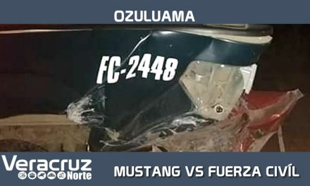 ENCONTRONAZO: MUSTANG VS FUERZA CIVÍL