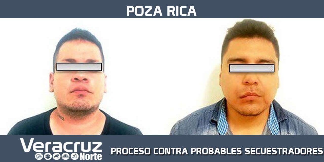 PROCESO CONTRA DOS PROBABLES SECUESTRADORES