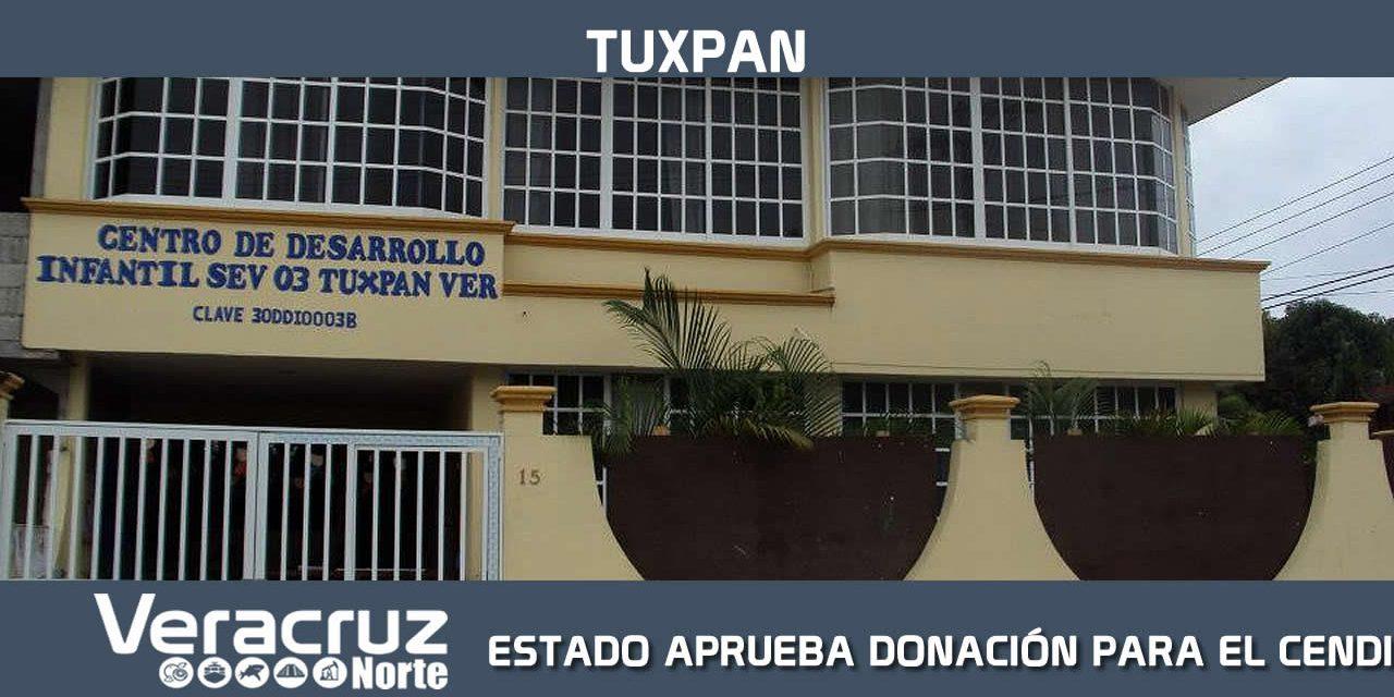 ESTADO APRUEBA DONACIÓN DE PREDIO DEL PARA EL CENDI
