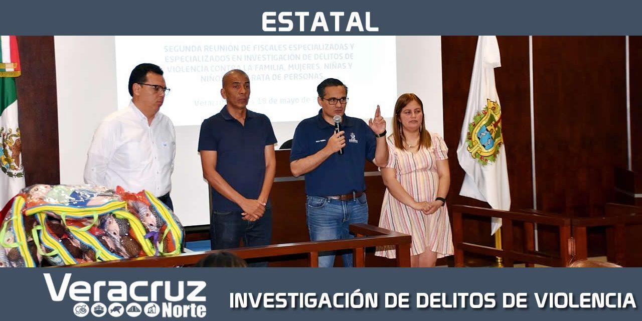 INVESTIGACIÓN DE DELITOS DE VIOLENCIA