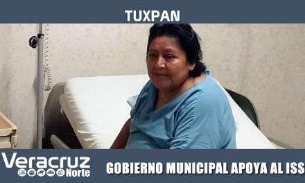 GOBIERNO MUNICIPAL APOYA AL ISSSTE
