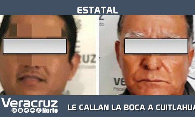LE CALLAN LA BOCA AL GOBERNADOR CUITLÁHUAC GARCÍA
