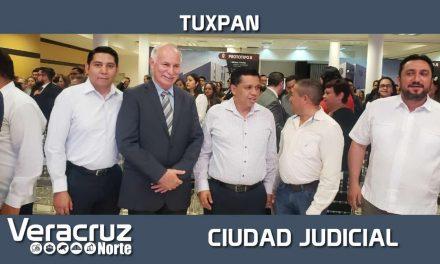 Poder Judicial anuncia para Tuxpan la nueva ciudad judicial
