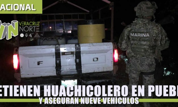 Detienen HUACHICOLEROS en PUEBLA