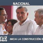 La Nueva Refinería de Dos Bocas significa el inicio de la recuperación de la seguridad nacional y soberanía energética