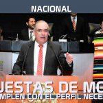 PROPUESTAS DE MORENA NO CUMPLEN CON EL PERFIL NECESARIO