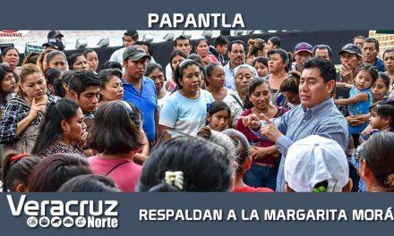 EL MOVIMIENTO ANTORCHISTA EN VERACRUZ RESPALDA A LOS DIRIGENTES DE LA COLONIA MARGARITA MORÁN EN PAPANTLA.