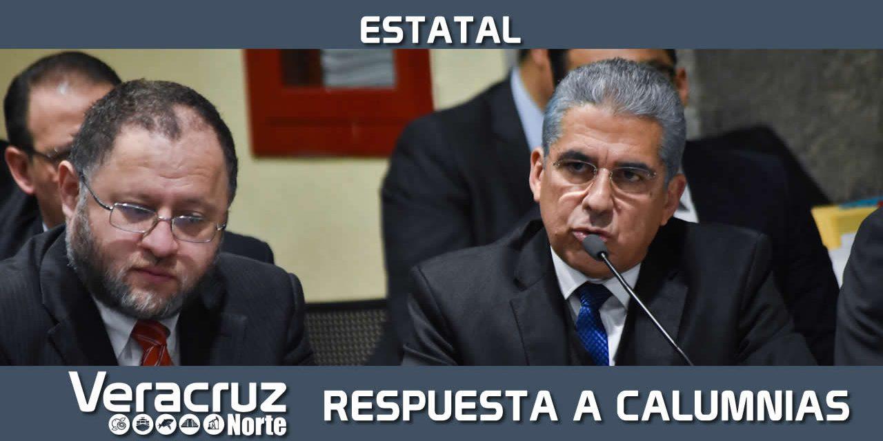 Guillermo Moreno Chazzarini responde a CALUMNIAS