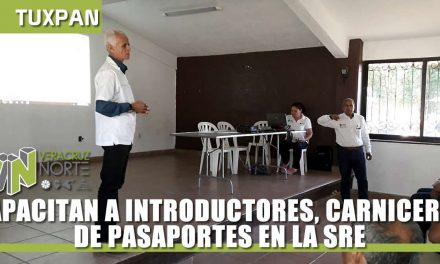 CAPACITAN A INTRODUCTORES, CARNICEROS