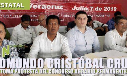 Toma de Protesta de Edmundo Cristobal en el CAP