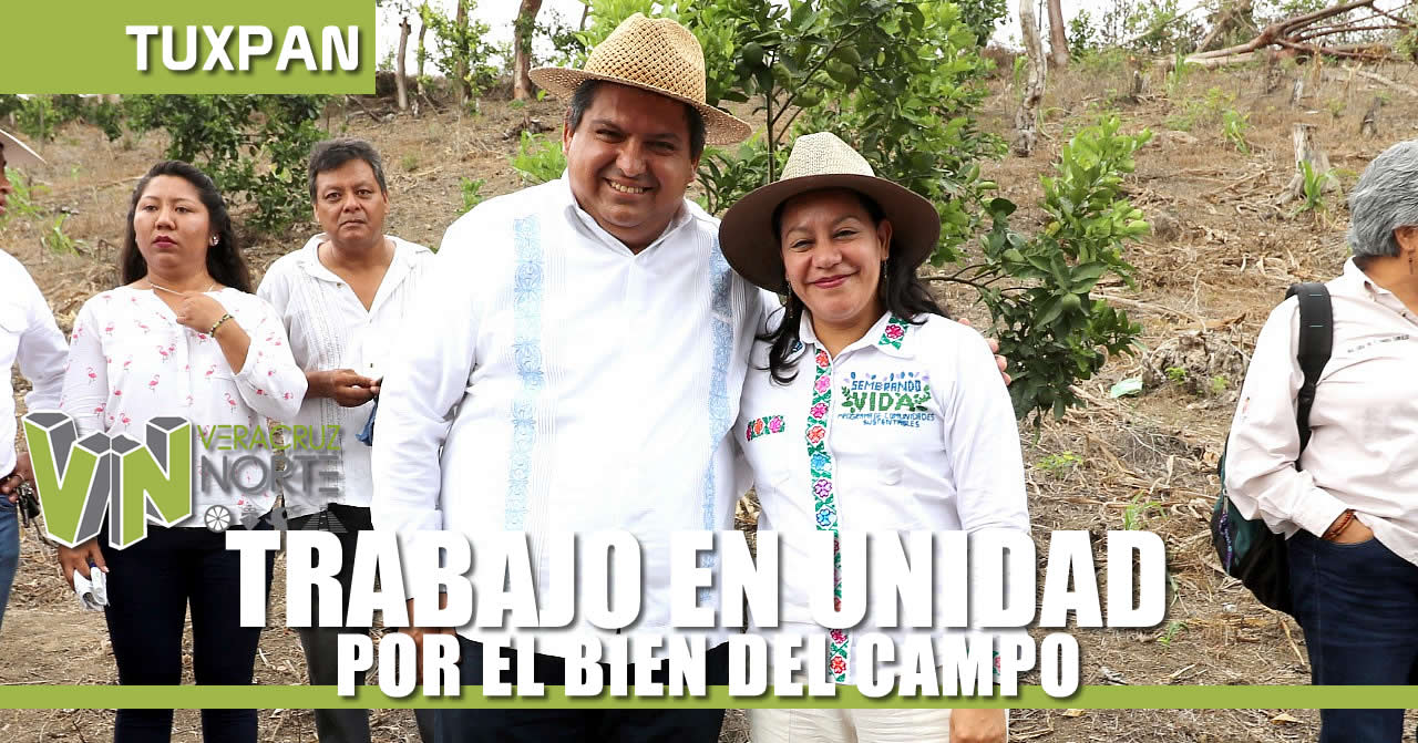 TRABAJO EN UNIDAD POR EL BIEN DEL CAMPO