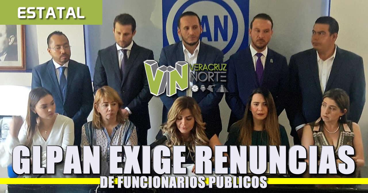 GLPAN exige renuncia de Hugo Gutiérrez y Gonzalo Medina