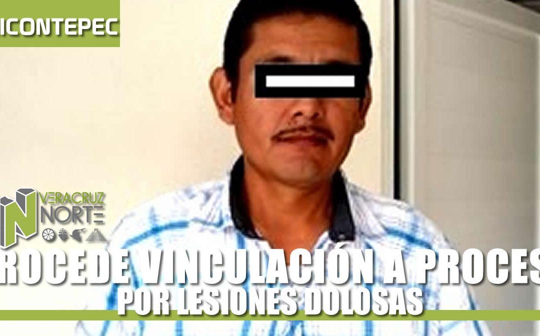 PROCEDE VINCULACIÓN A PROCESO POR LESIONES DOLOSAS