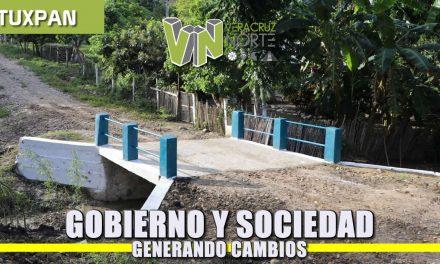 Gobierno y sociedad, generando cambios