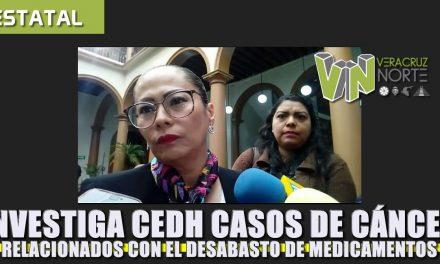 Investiga la CEDH casos de Cáncer