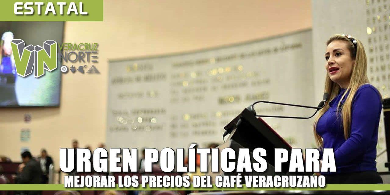 URGEN POLÍTICAS PARA MEJORAR LOS PRECIOS DEL CAFÉ VERACRUZANO