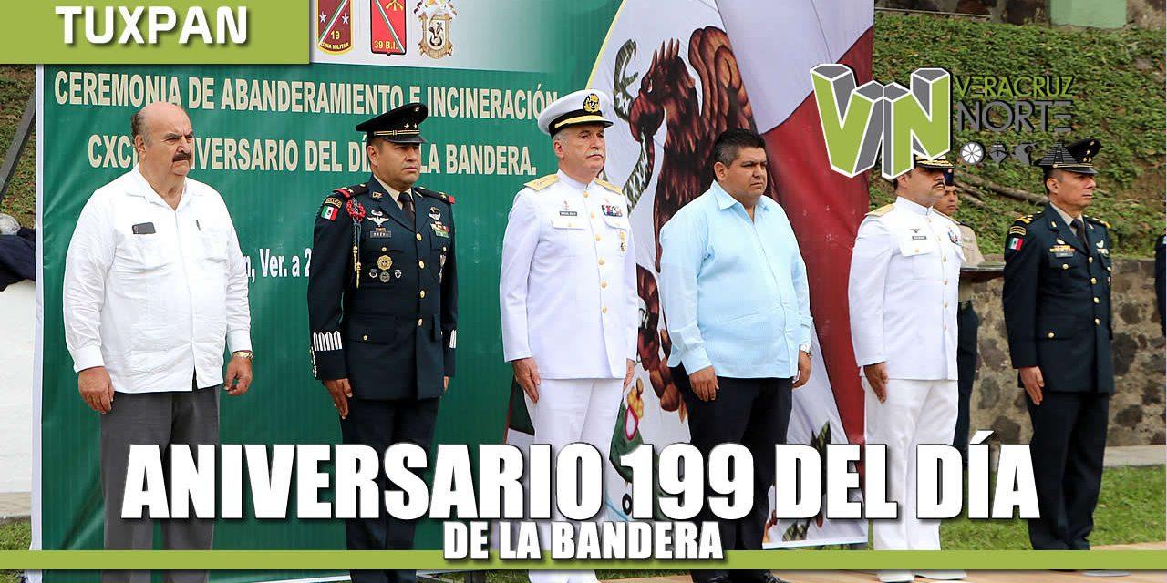 CONMEMORACIÓN AL 199 ANIVERSARIO DEL DÍA DE LA BANDERA