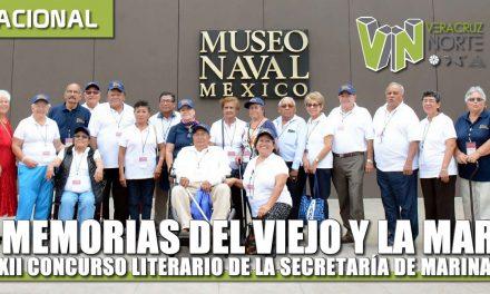XII CONCURSO LITERARIO «MEMORIAS DEL VIEJO Y LA MAR»
