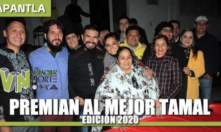"""PREMIAN AL """"MEJOR TAMAL DE PAPANTLA 2020"""""""