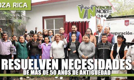 Resuelve gobierno de Javier Velázquez necesidades que demandan respuesta desde hace 50 años