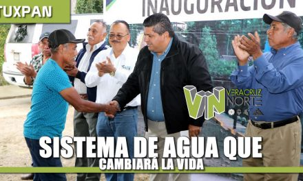Sistema de Agua que CAMBIARÁ LA VIDA