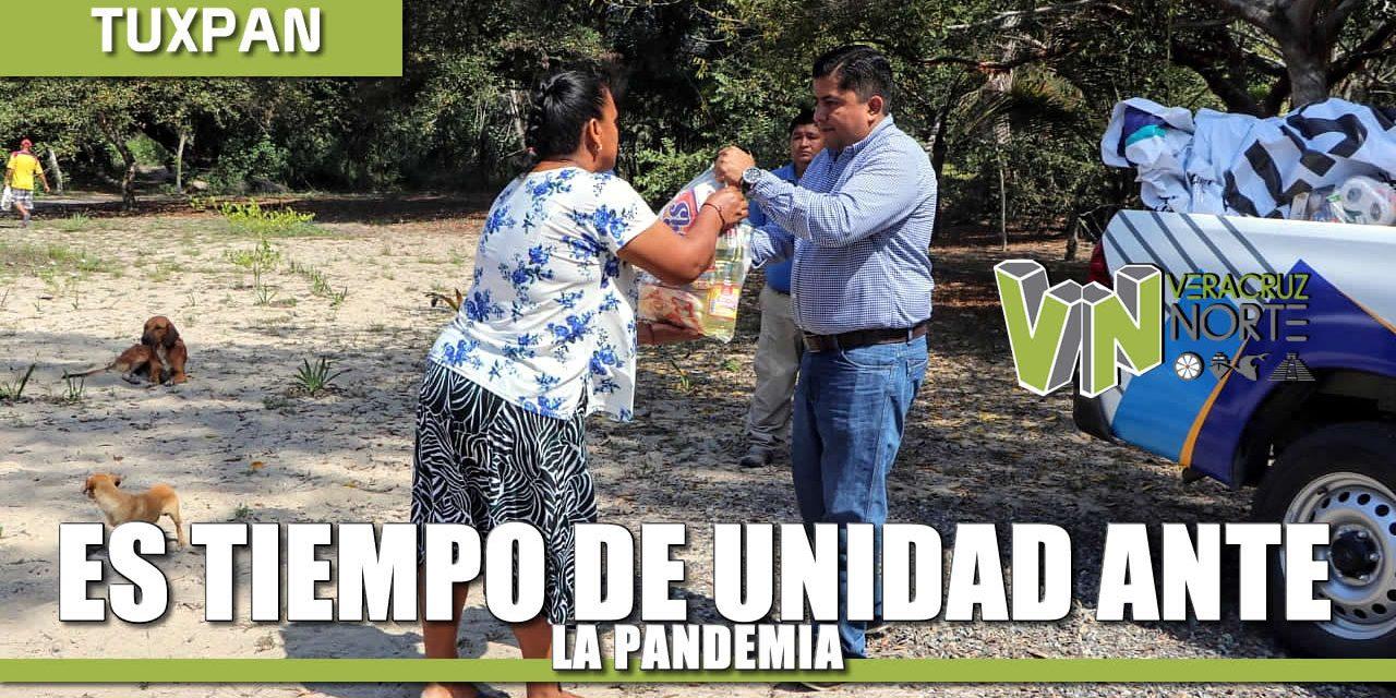 Es tiempo de unidad y fortaleza ante la pandemia