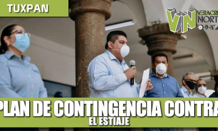 PLAN DE CONTINGENCIA CONTRA EL ESTIAJE
