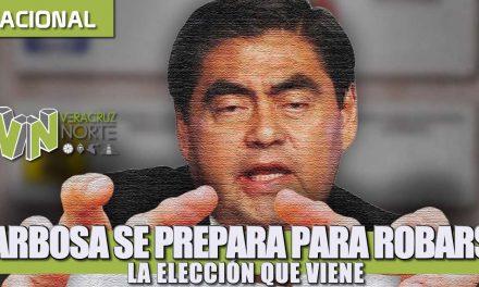 BARBOSA SE PREPARA PARA ROBARSE LA ELECCIÓN QUE VIENE