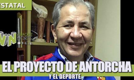 EL PROYECTO DE ANTORCHA Y EL DEPORTE.