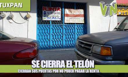 SE CIERRA EL TELÓN.