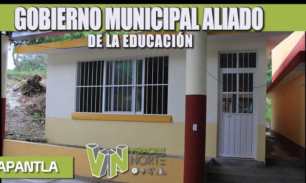 GOBIERNO MUNICIPAL ALIADO DE LA EDUCACIÓN