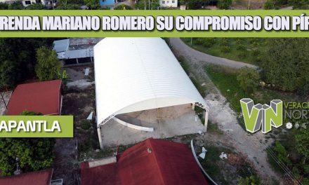 REFRENDA MARIANO ROMERO SU COMPROMISO CON PÍPILA