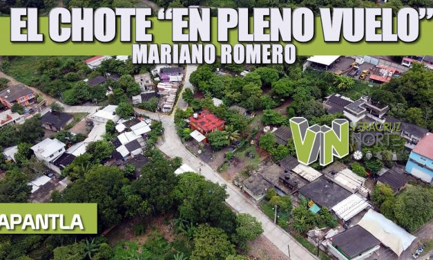 """EL CHOTE """"EN PLENO VUELO"""" MARIANO ROMERO"""