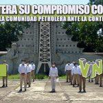 PEMEX REITERA SU COMPROMISO CON LA SALUD DE TODA LA COMUNIDAD PETROLERA ANTE LA CONTINGENCIA