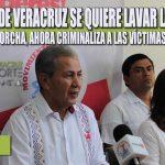 EL GOBIERNO DE VERACRUZ SE QUIERE LAVAR LA CARA LUEGO DE AGREDIR A ANTORCHA, AHORA CRIMINALIZA A LAS VÍCTIMAS: SAMUEL AGUIRRE