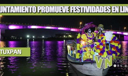 GOBIERNO DE TUXPAN PROMUEVE FESTIVIDADES DE DÍA DE MUERTOS CON ACTIVIDADES EN LÍNEA Y CONCURSOS VIRTUALES
