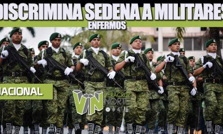 PARA ASCENSOS: DISCRIMINA SEDENA A MILITARES ENFERMOS