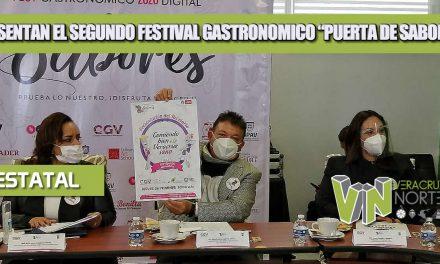 PRESENTA CONSEJO GASTRONÓMICO VERACRUZANO EL SEGUNDO FESTIVAL GASTRONÓMICO DIGITAL PUERTA DE LOS SABORES 2020