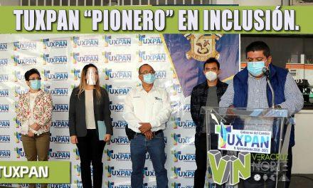 TUXPAN «PIONERO» EN INCLUSIÓN.