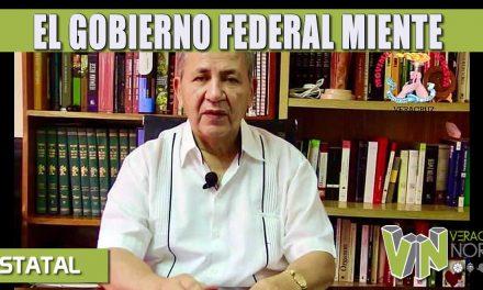 EL GOBIERNO FEDERAL MIENTE SOBRE QUE PRONTO SEREMOS VACUNADOS TODOS: SAMUEL AGUIRRE