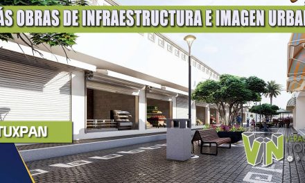 Tuxpan tendrá más obras de infraestructura e imagen urbana: Toño Aguilar