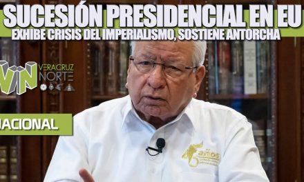 Sucesión presidencial en Estados Unidos exhibe crisis del imperialismo, sostiene Antorcha
