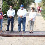 GOBIERNO DE TUXPAN BENEFICIA A HABITANTES DE CHICONCOA CON OBRAS Y ACCIONES