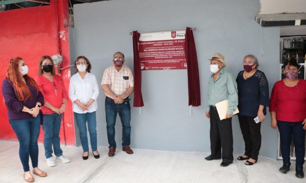 SEGUIREMOS CONSTRUYENDO OBRAS EN BENEFICIO DE LA COMUNIDAD DE POZA RICA, NO NOS CANSAREMOS: JAVIER VELÁZQUEZ