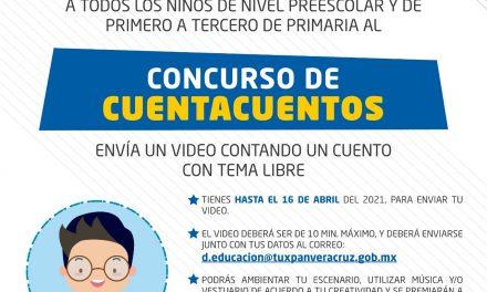 CONVOCAN A CONCURSOS DE DIBUJO, CUENTACUENTOS Y ORATORIA