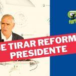 Alista oposición paquete de acciones de inconstitucionalidad para tirar Reformas del Presidente: Julen Rementería